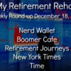 Retirement Round Up December 18, 2016