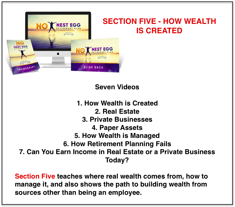 I Have Made It Super Simple To Take The First Step Toward A Better Life.  After You Become A Member Youu0027ll Instantly Get Access To The Entire The No  Nest Egg ...