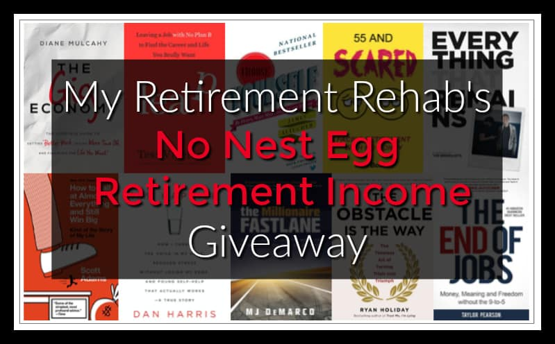 no nest egg retirement income giveaway